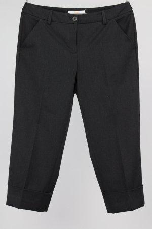 Mac Lage taille broek zwart