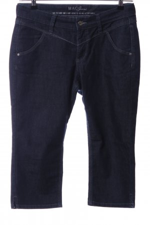 MAC Jeans 3/4 Length Jeans blue casual look