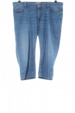 MAC Jeans 3/4 Jeans blau Casual-Look