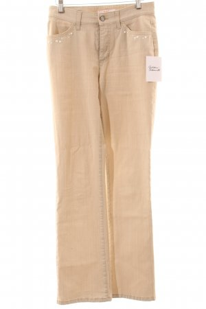 Mac Jeans beige-sandbraun Casual-Look