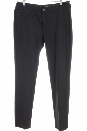 MAC Jeans Stretch Trousers black business style