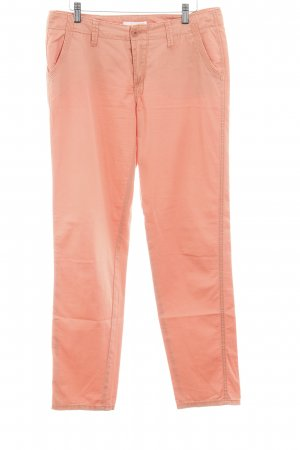 MAC Jeans Chinohose apricot Casual-Look