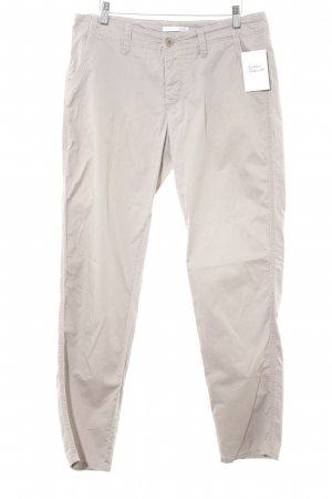 MAC Jeans Chino beige claro look casual