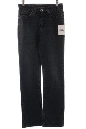 Mac Jeans dunkelbraun Casual-Look