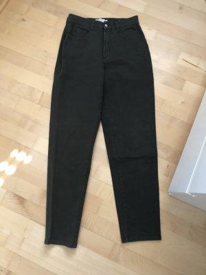 MAC, Jeans, dunkelgrün