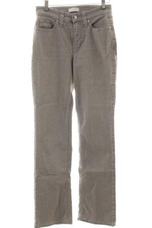 Mac Jeans hellgrau schlichter Stil