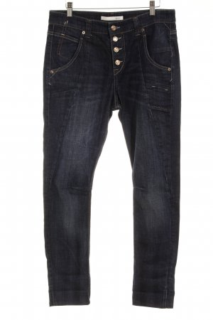 MAC Jeans High Waist Jeans dunkelblau Casual-Look
