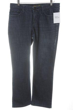MAC Jeans Hüftjeans dunkelblau Jeans-Optik