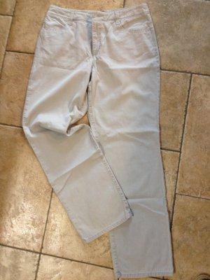 MAC Jeans in Altweiß