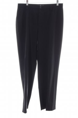 MAC Jeans Karottenhose schwarz Business-Look
