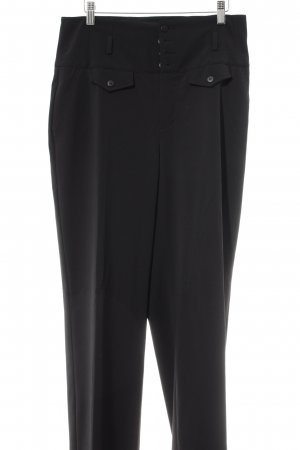 MAC Jeans Marlene Trousers black casual look
