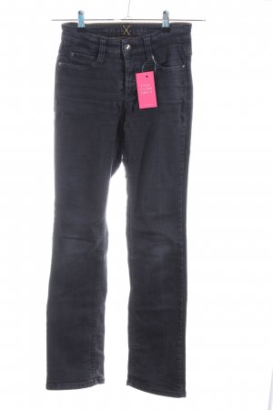 MAC Jeans Slim Jeans schwarz Casual-Look