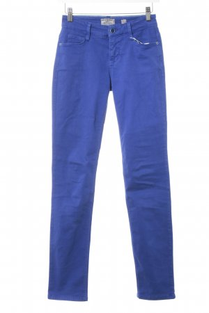 MAC Jeans Vaquero slim azul look casual