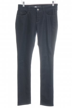 MAC Jeans Slim Jeans dunkelblau Casual-Look