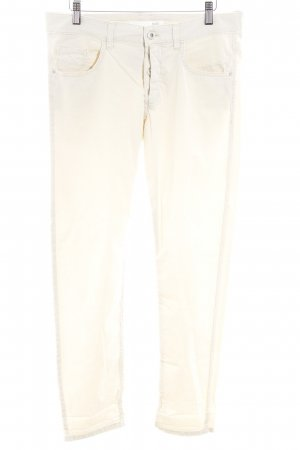 MAC Jeans Stoffhose hellbeige Business-Look