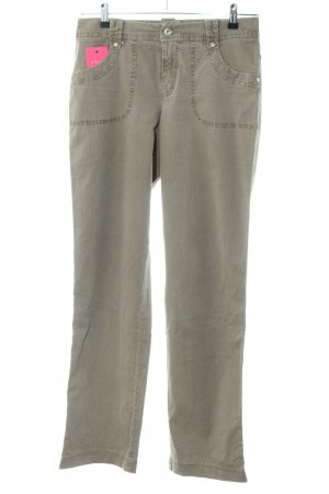 MAC Jeans Straight-Leg Jeans khaki Casual-Look