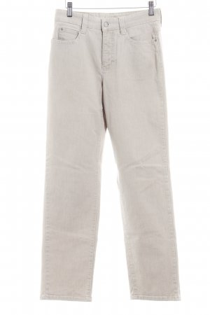 MAC Jeans Straight-Leg Jeans beige Casual-Look