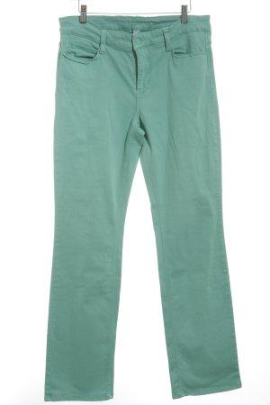 MAC Jeans Straight-Leg Jeans mint Casual-Look