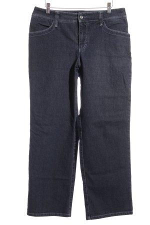 MAC Jeans Stretch Jeans dunkelblau Casual-Look