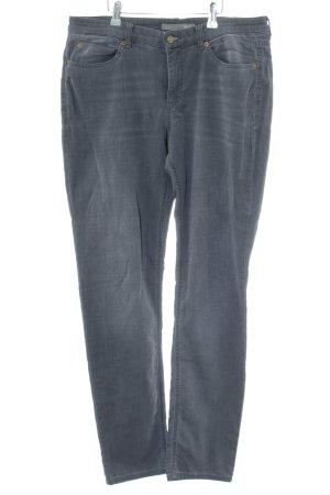 MAC Jeans Vaquero elásticos gris claro look casual