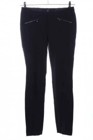 MAC Jeans Stretchhose schwarz Casual-Look