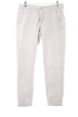 MAC Jeans Stretchhose hellbeige Casual-Look