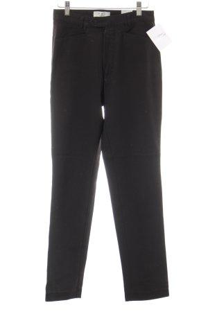 MAC Jeans Stretchhose schwarz Casual-Look