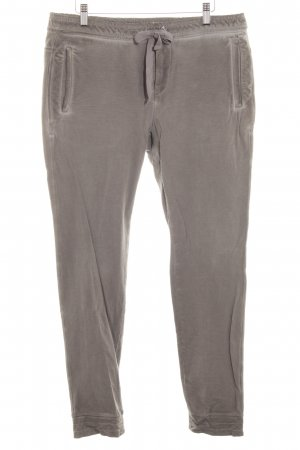 MAC Jeans Sweathose grau Destroy-Optik