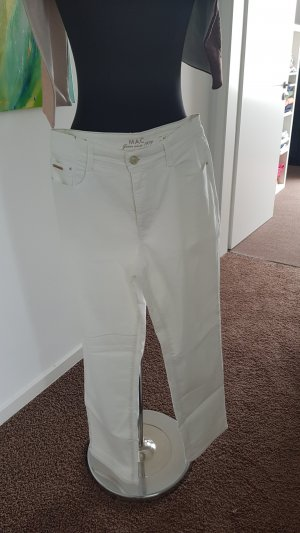Mac Jeans stretch blanc