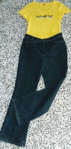MAC JEANSHOSE  Five Pocket Jeans schmale Taille