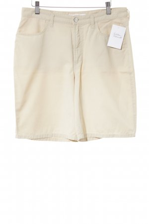 Mac Jeansshorts creme Casual-Look