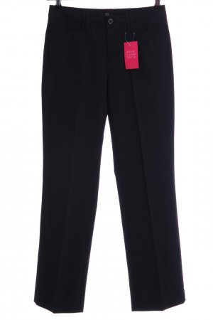 Mac Peg Top Trousers black business style