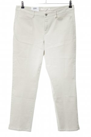 Mac Linen Pants natural white business style