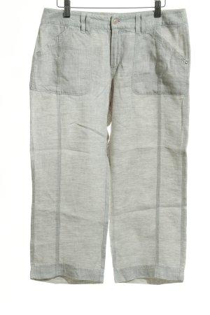 Mac Pantalón de lino gris claro estilo College