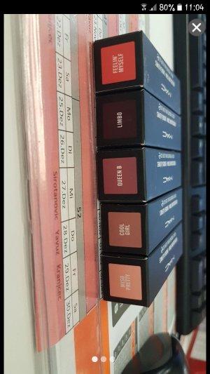 MAC Lippgloss / 5 verschiedne Farben