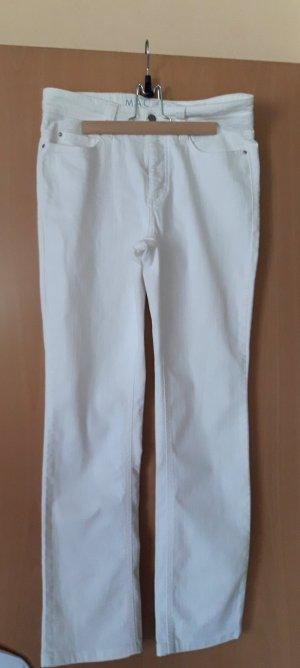 Mac : NEU ,weiße Jeans Modell Angela Match Größe 38 / 32