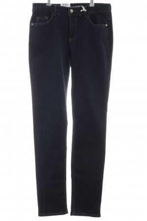 Mac Tube jeans blauw casual uitstraling