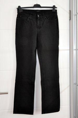MAC schwarze Jeans Gr W 40 L 32 Modell Angela