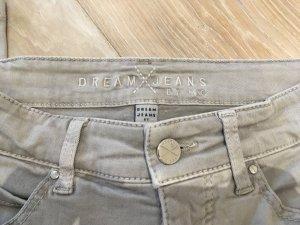 MAC Skinny Dreams Dream Jeans grau 34 / 32 XS