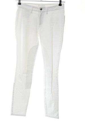 Mac Skinny Jeans weiß Casual-Look