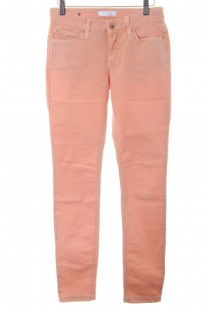 Mac Skinny Jeans apricot Casual-Look
