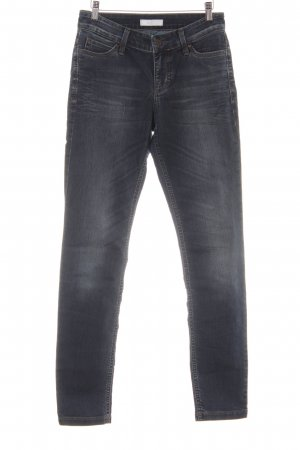 Mac Skinny jeans donkerblauw casual uitstraling