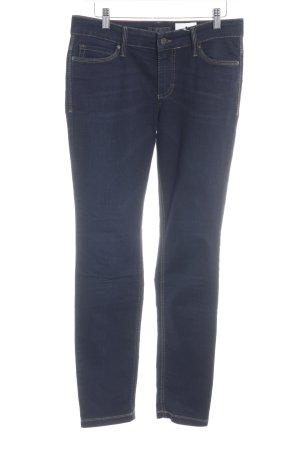 Mac Skinny Jeans dunkelblau Casual-Look