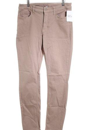 Mac Skinny Jeans graubraun Casual-Look