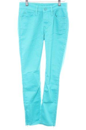 Mac Skinny Jeans kadettblau Casual-Look
