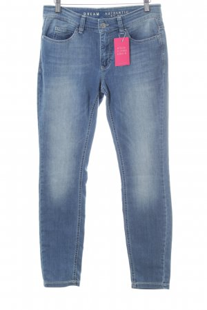 Mac Skinny jeans korenblauw casual uitstraling