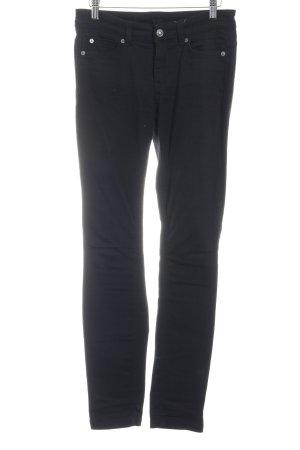 Mac Skinny Jeans schwarz Casual-Look