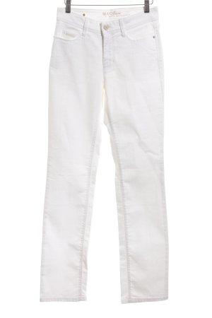 Mac Jeans slim fit bianco-bianco sporco stile casual