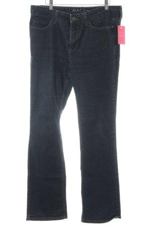 "Mac Slim Jeans ""Angela"" blau"
