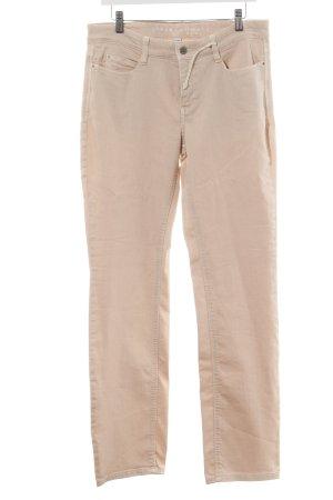 Mac Jeans slim fit crema stile casual